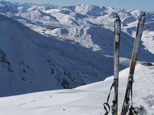 Esquí alpí, de montanya i de fons